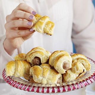 Mini Croissant Appetizer Recipes