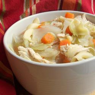 Chicken Cabbage Soup Recipes