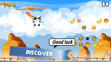 Screenshot of Panda Mania