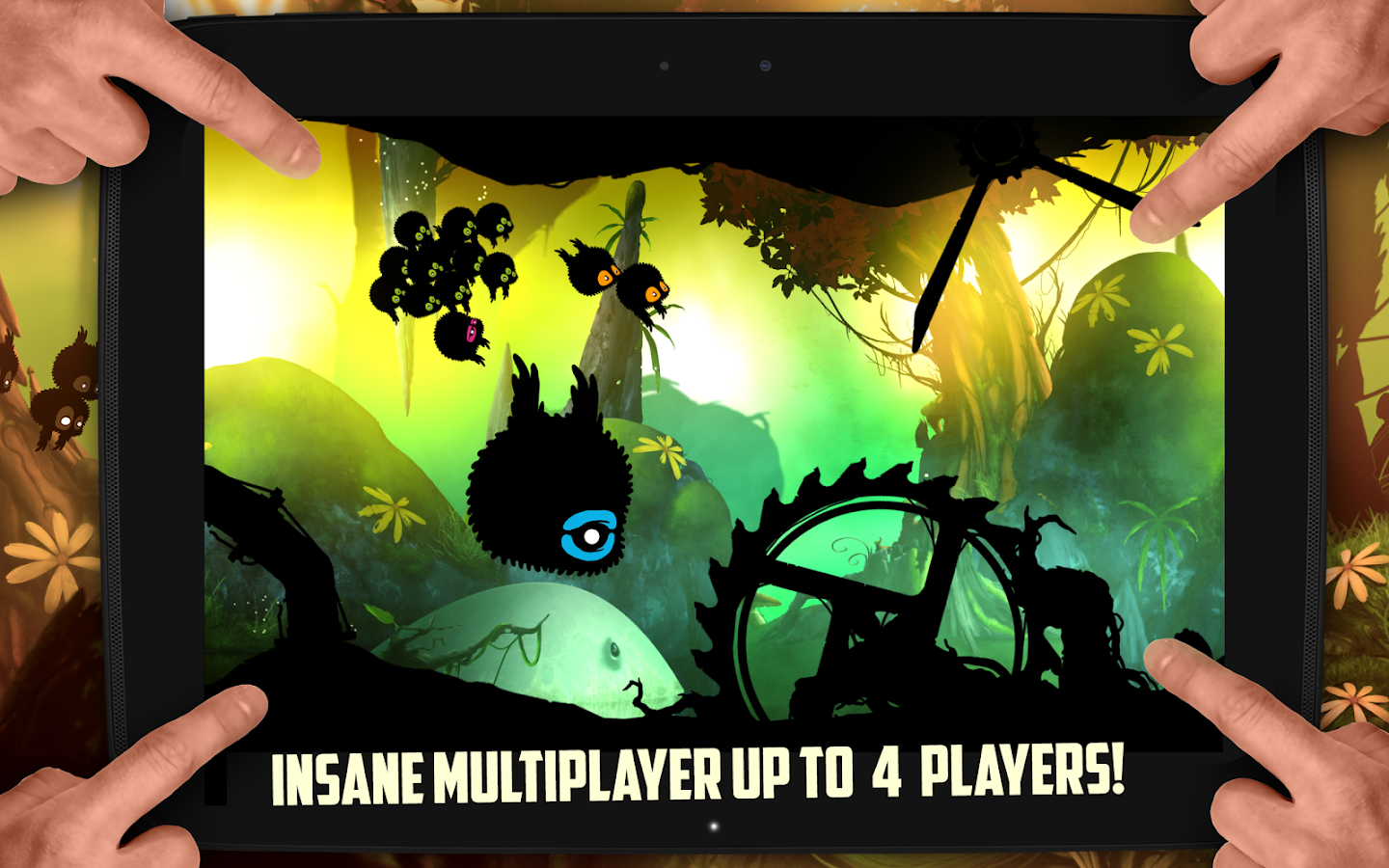 BADLAND Screenshot 10