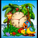 Animated Parrots Alarm Clock icon