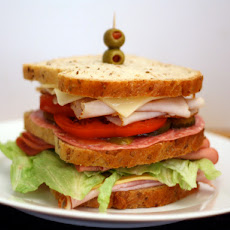 Dinner Tonight: The Dagwood Sandwich