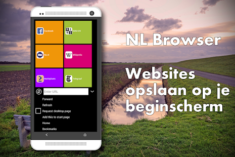 NL Browser - screenshot