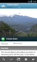Screenshot of Panama Travel Guide by Triposo