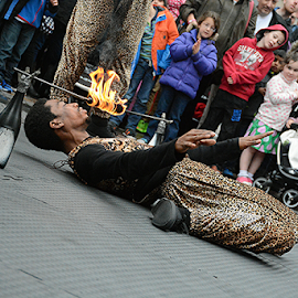 Limbo! by Faillie Photos - People Street & Candids ( people,  )