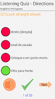 Screenshot of Learn Portuguese for Beginners