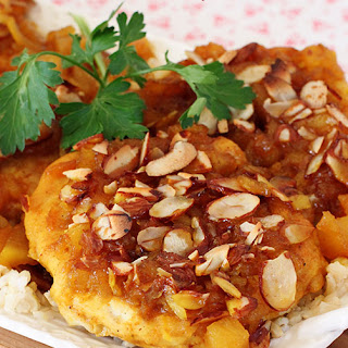 Pineapple Chicken Baked Rice Recipes