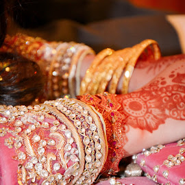 by Adnan Jathar - Wedding Bride