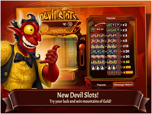 Doodle Devil HD - screenshot