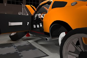 Screenshot of Fix My Car: Classic Muscle Car
