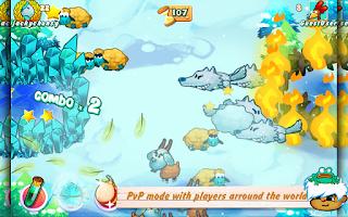 Screenshot of Caf n Animals