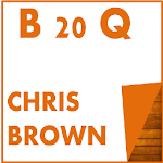 Chris Brown Best 20 Quotes APK Image