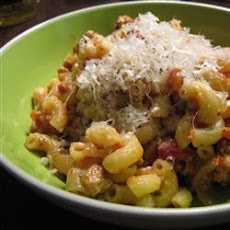 Turkey Ragu with Fontina and Parmesan