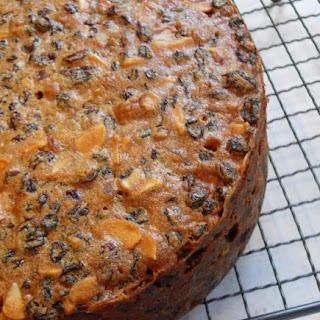 Christmas Sultana Cake Recipes