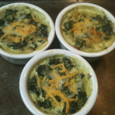 Emeril's Creamed Spinach
