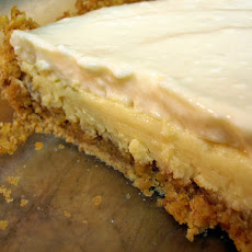 Two-Layer Key Lime Pie
