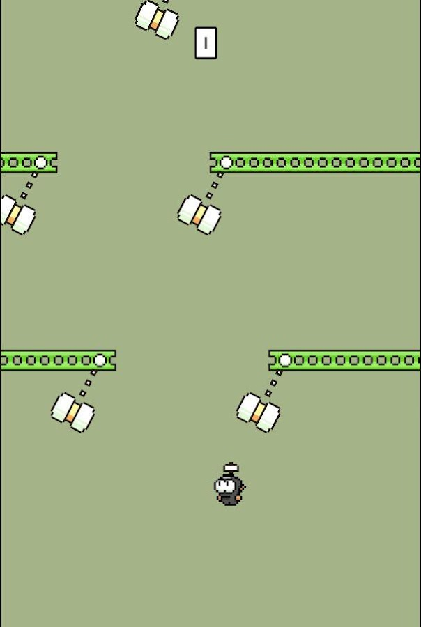 Ninja Copter Screenshot 2