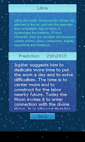 Screenshot of Daily Horoscope Free
