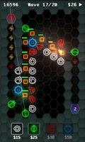 Screenshot of HexDefense Free