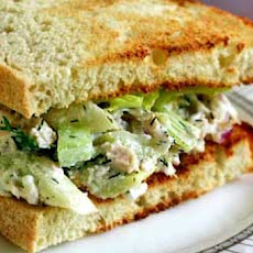 Scout's Tuna Salad Sandwiches