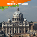 Rome Street Map icon