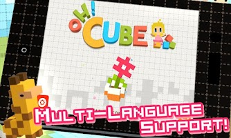 Screenshot of Oh! Cube