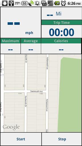 【免費健康App】Ride Tracker (Ad Free)-APP點子