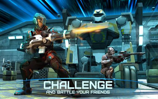 Rivals at War: 2084 - screenshot