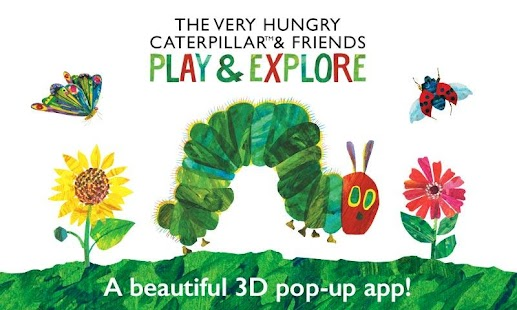 The Very Hungry Caterpillar - screenshot