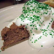 Shamrock Silk Pie