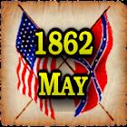 1862 May Am Civil War Gazette icon