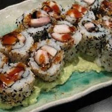 Teriyaki Chicken Roll - Sushi