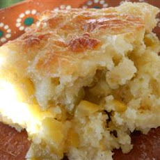 Cheesy Mexican Spoon Bread