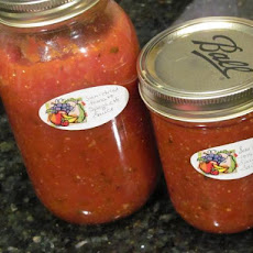 Sun-Dried Tomato Crock Pot Spaghetti Sauce