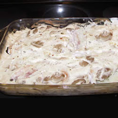 Pastrami Chicken Bake