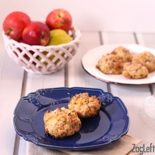 Apple and Cheddar Biscuits
