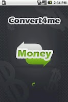 Screenshot of Convert 4 Me Money