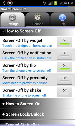 【免費工具App】Smart Screen Off (Flip Cover)-APP點子
