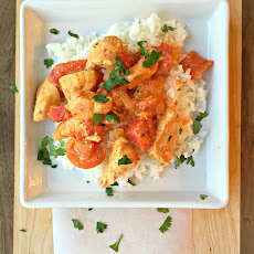 Butter Chicken- easy weeknight dish