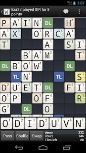 Download Android Game Wordfeud FREE for Samsung