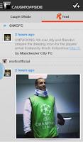 Screenshot of CaughtOffside