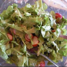 Mixed Green Salad with Herb Vinaigrette