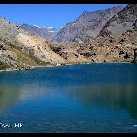DEEPAK TAAL, HP.. by Sujit Kumar Das - Landscapes Travel
