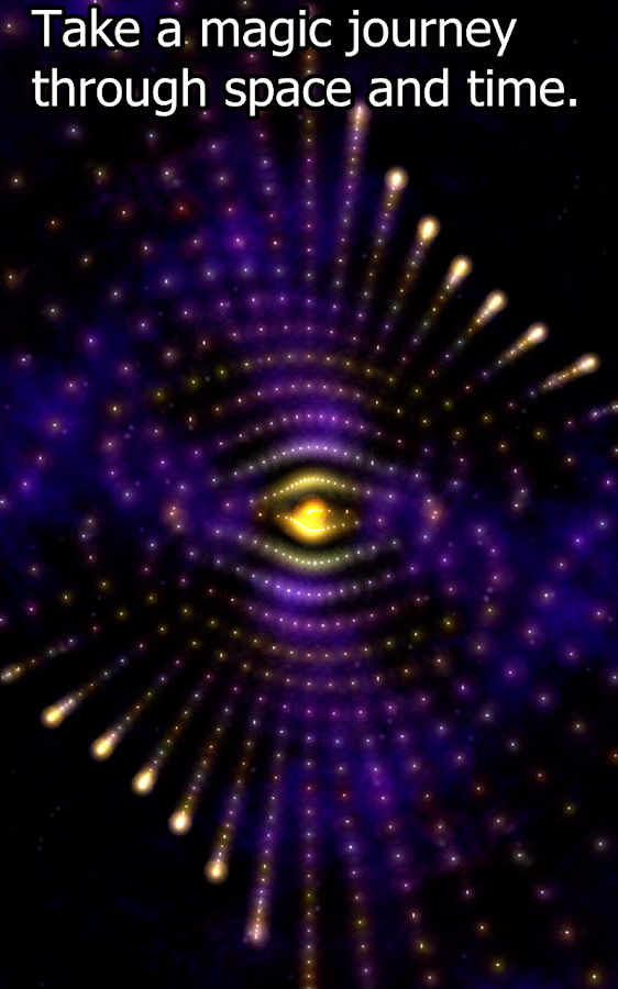 Astral 3D Music Visualizer Screenshot 4