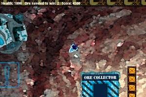Screenshot of Gravity Miner (Free)