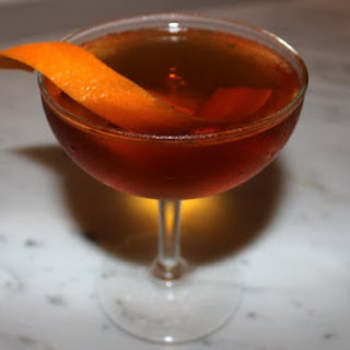 The Martinez Cocktail