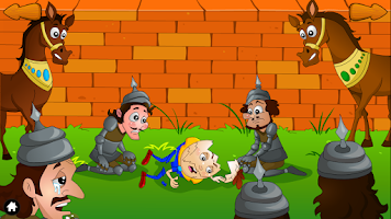 Screenshot of Humpty Dumpty - Kids Rhymes