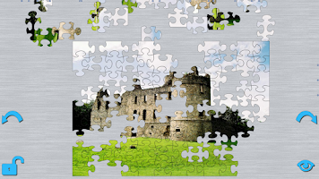 Screenshot of Castles Puzzle