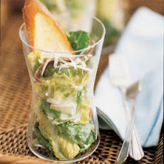 Stand-Up Caesar Salad