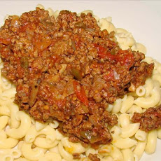 Light Beef Bolognese